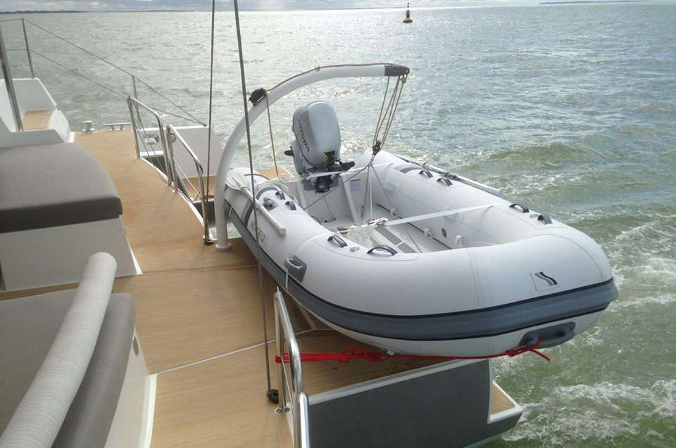 Image of TRILOGY yacht #16
