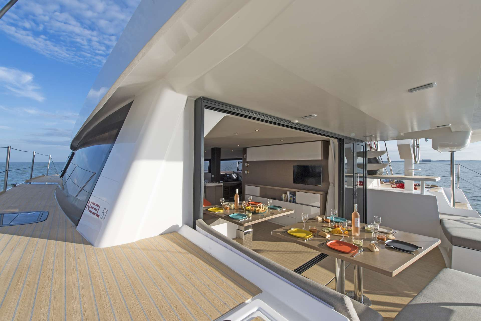 Image of TRILOGY yacht #5