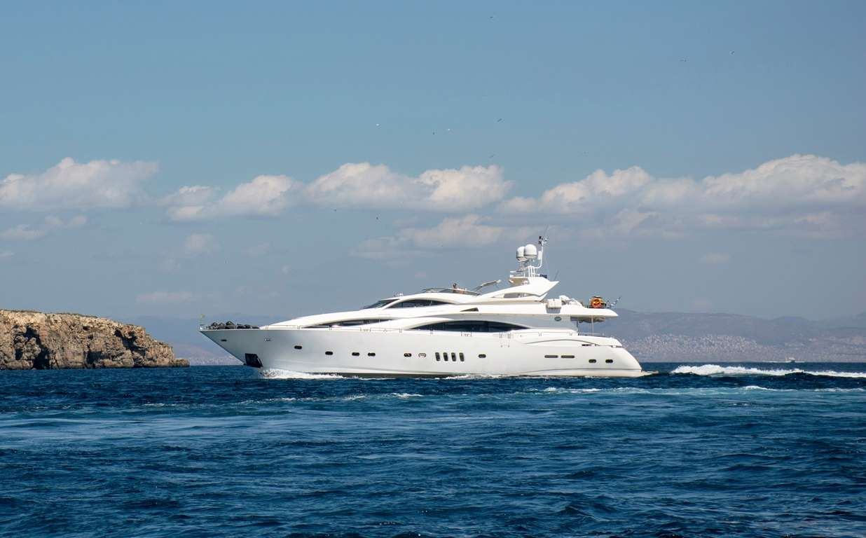 Main image of MI ALMA yacht