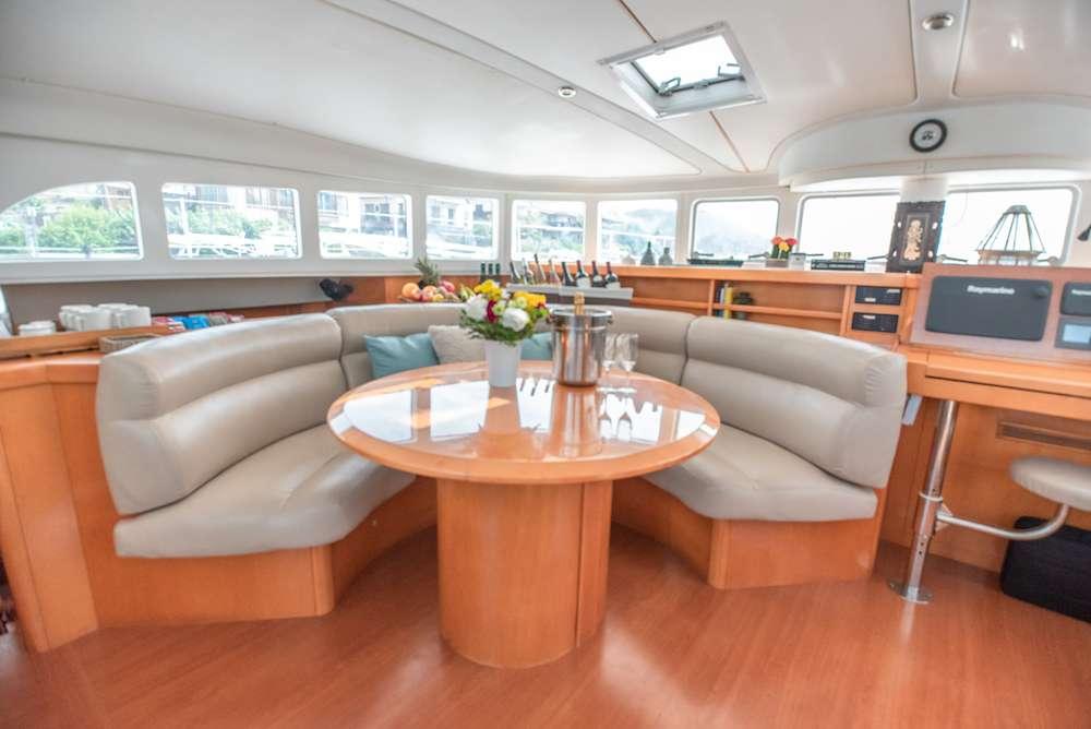 Image of TABULA RASA yacht #2