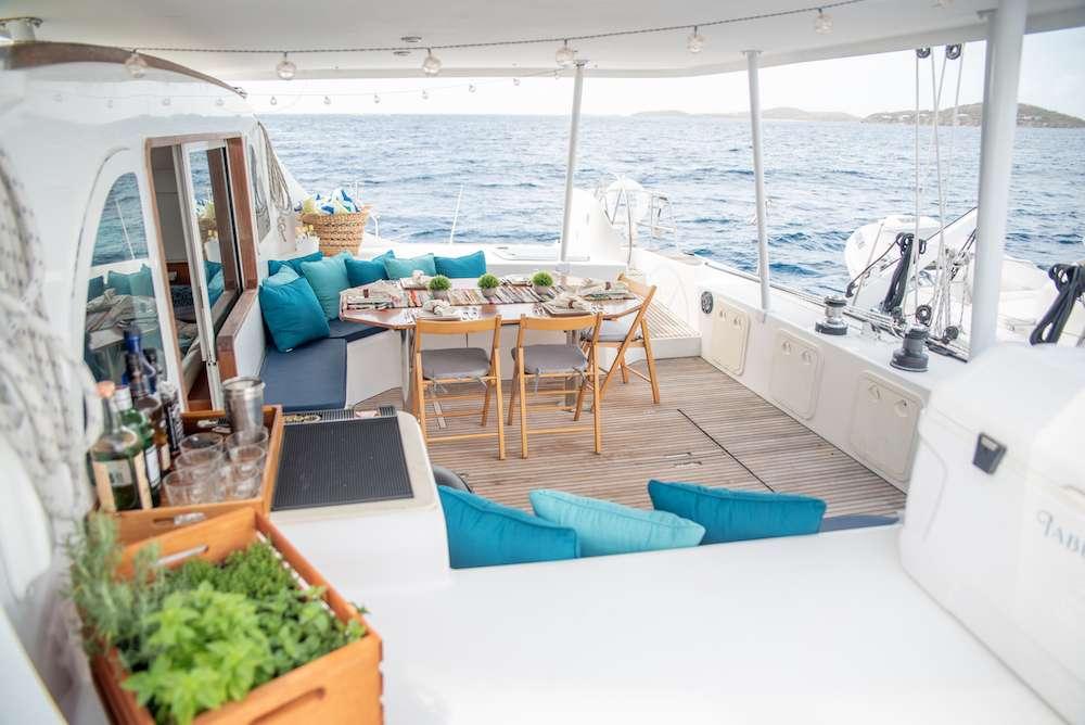 Image of TABULA RASA yacht #4