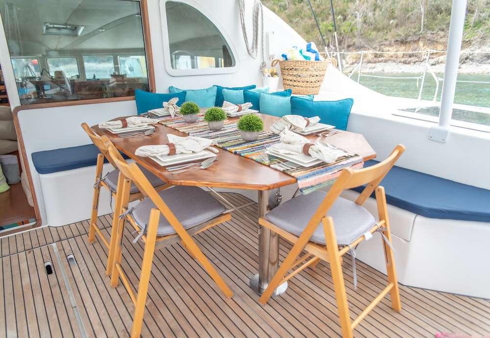 Image of TABULA RASA yacht #5