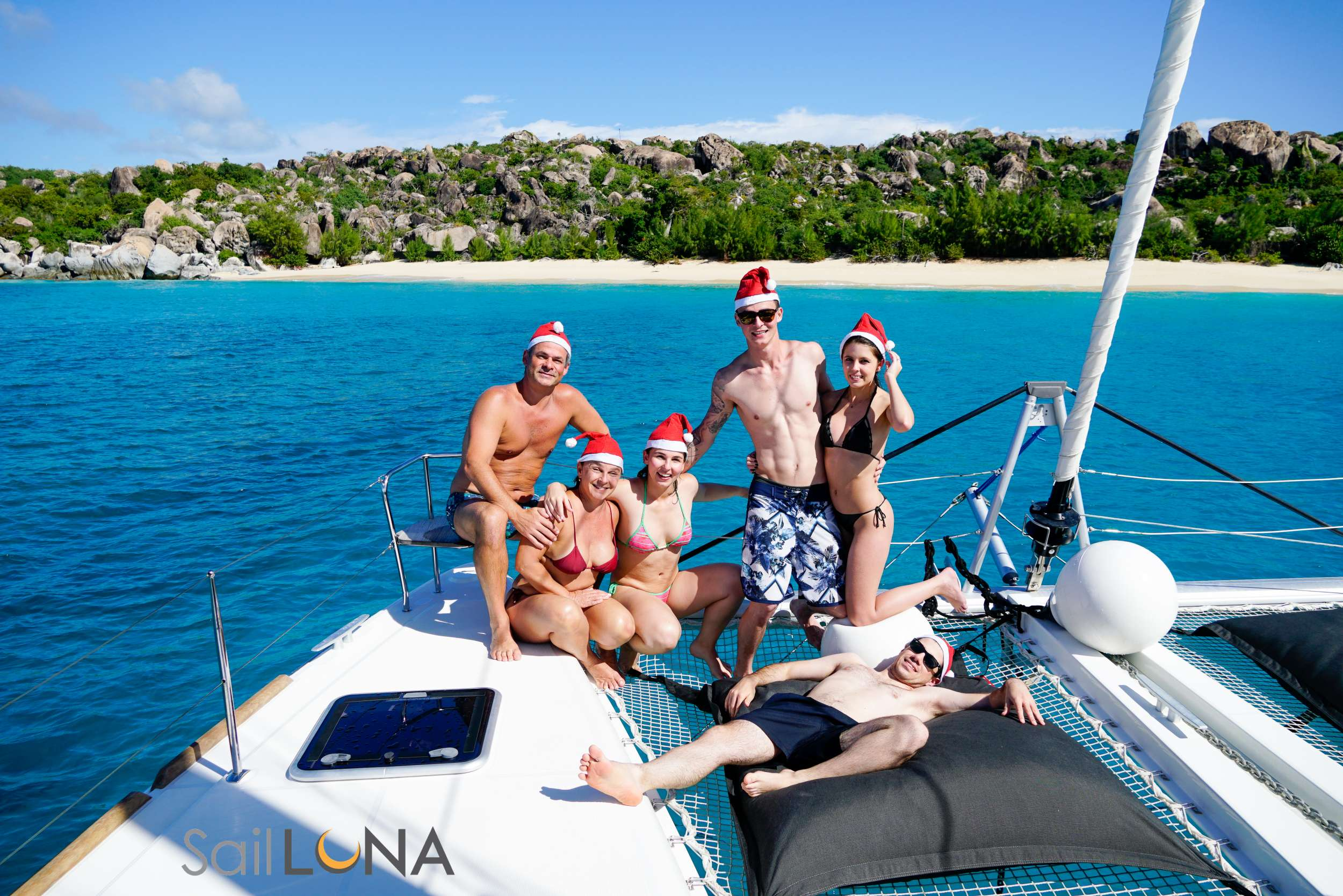 Image of LUNA yacht #12