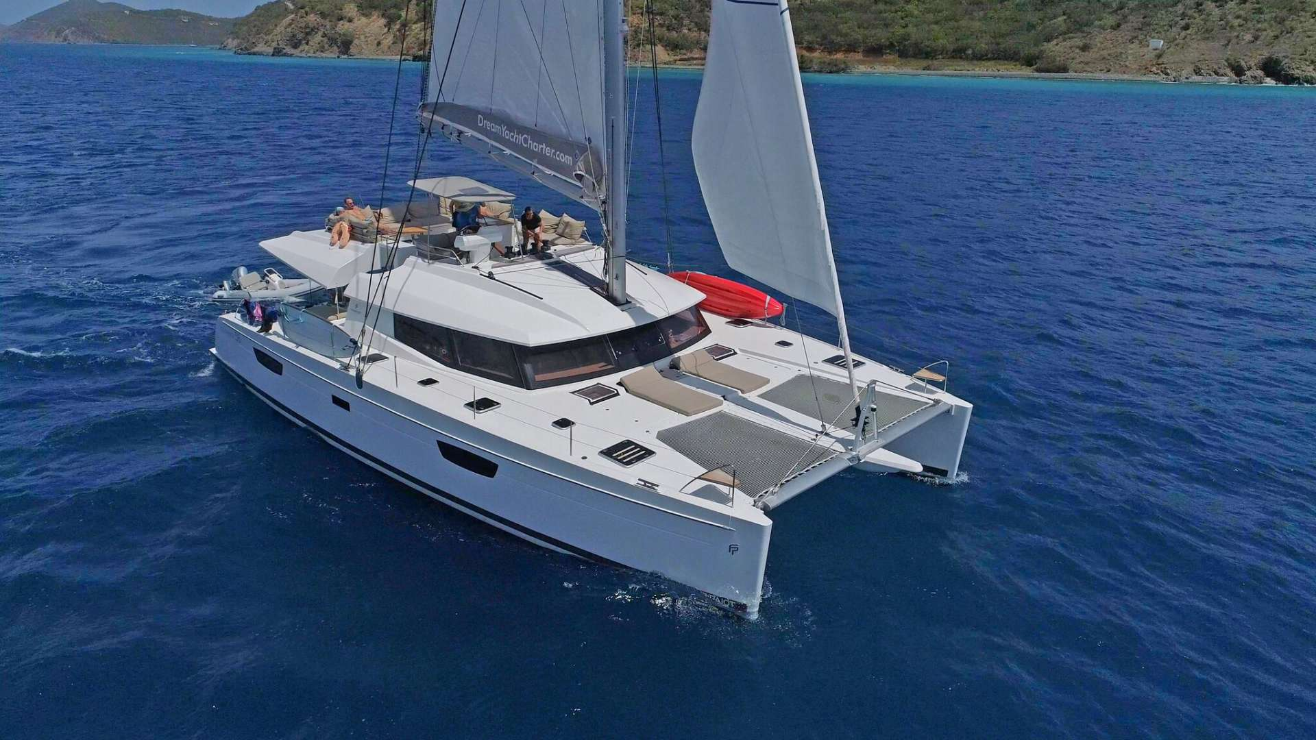 Image of Dream Canouan yacht #2