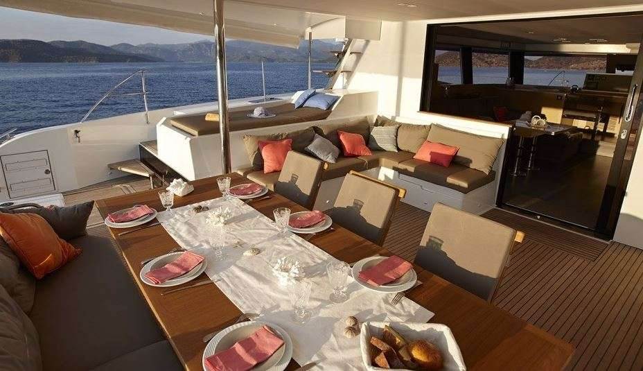 Image of Dream Canouan yacht #7