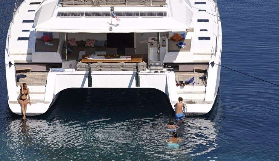 Image of Dream Canouan yacht #9