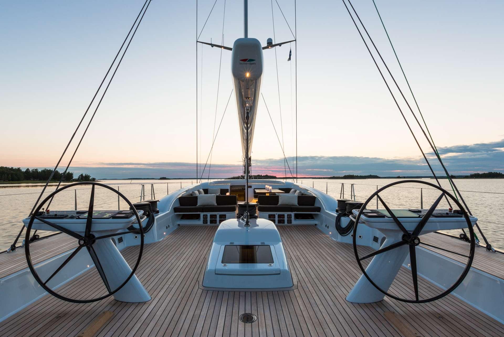 Image of INUKSHUK yacht #11