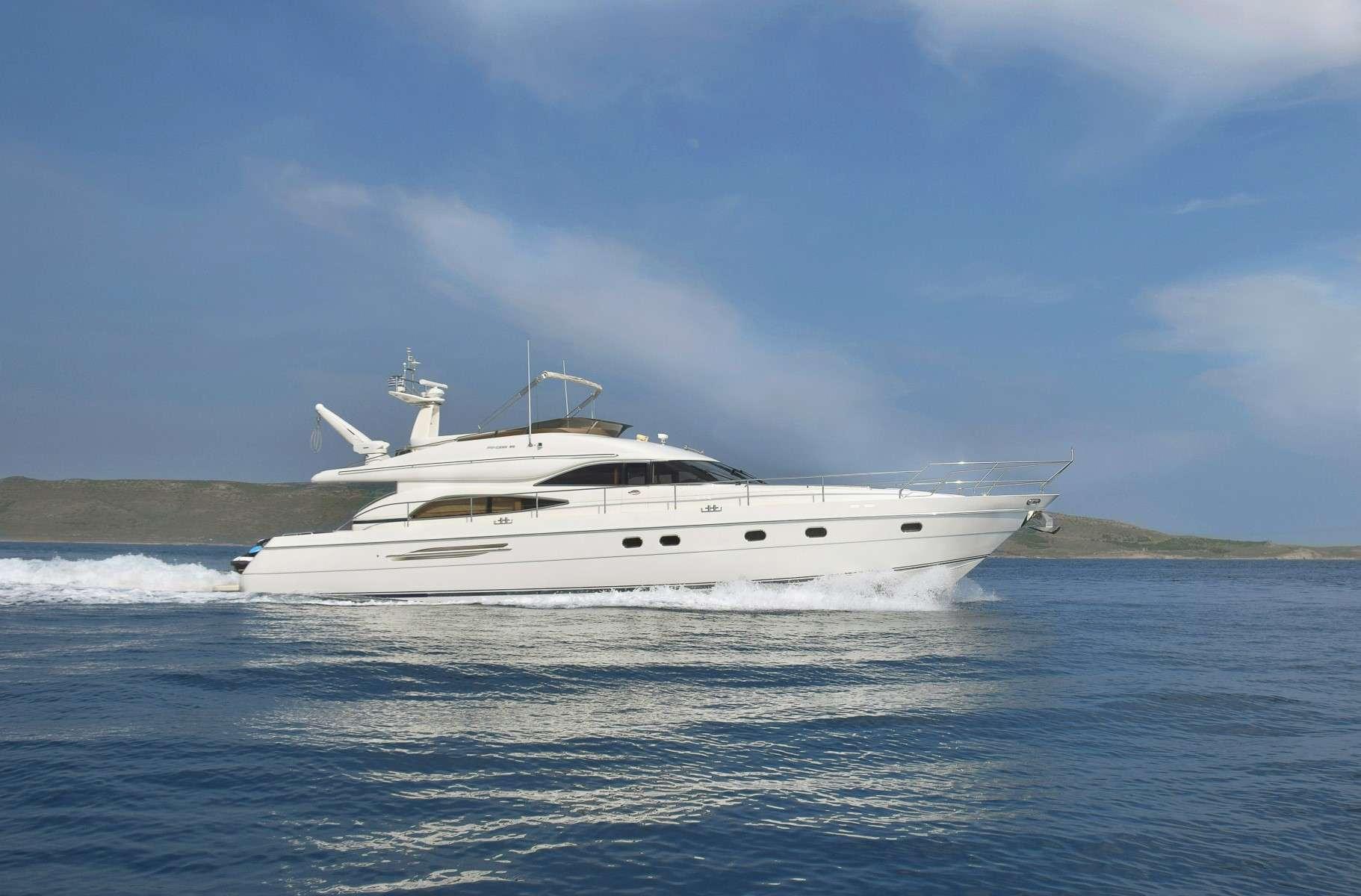 Main image of FAST BREAK yacht