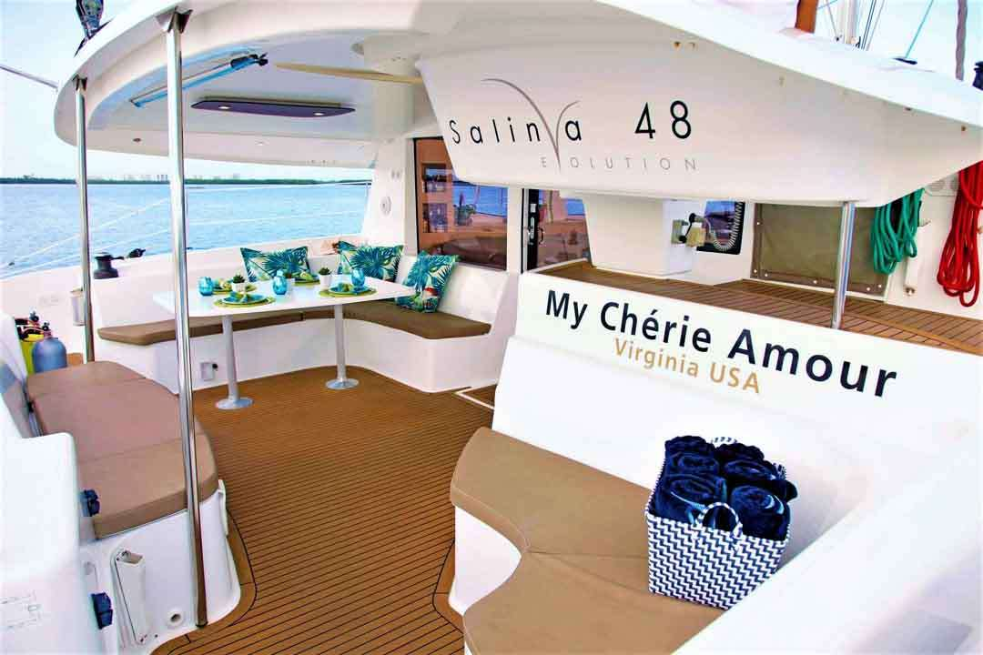 Image of MY CHERIE AMOUR yacht #7