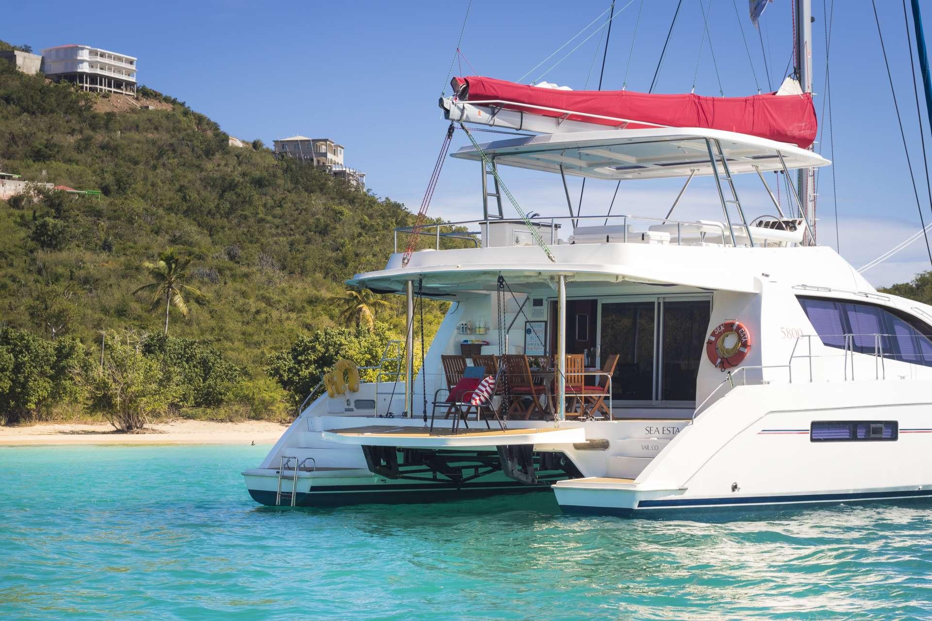 Image of SEA ESTA yacht #18