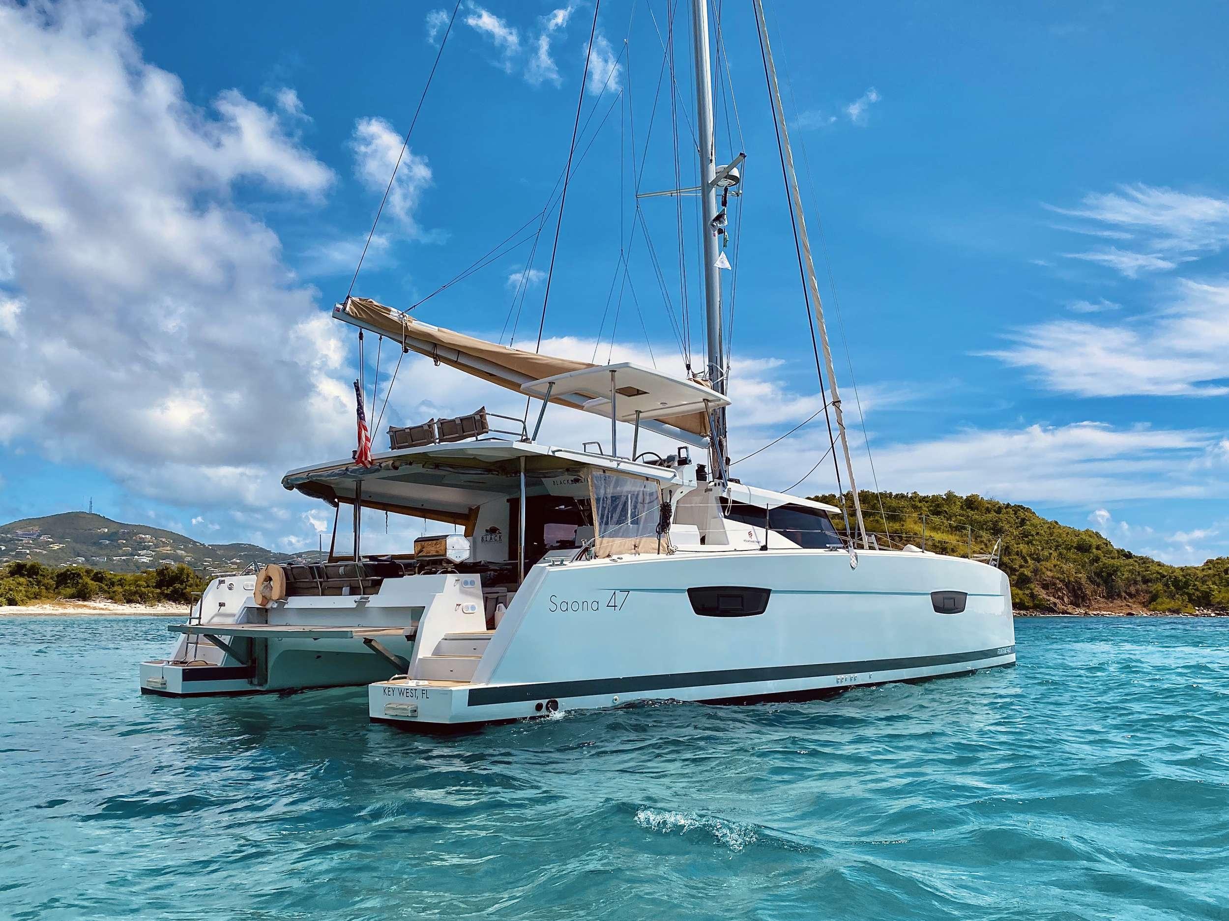 Image of BLACK TORTUGA yacht #16