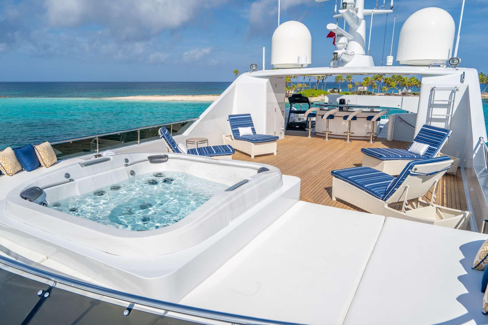 Image of RELENTLESS yacht #16