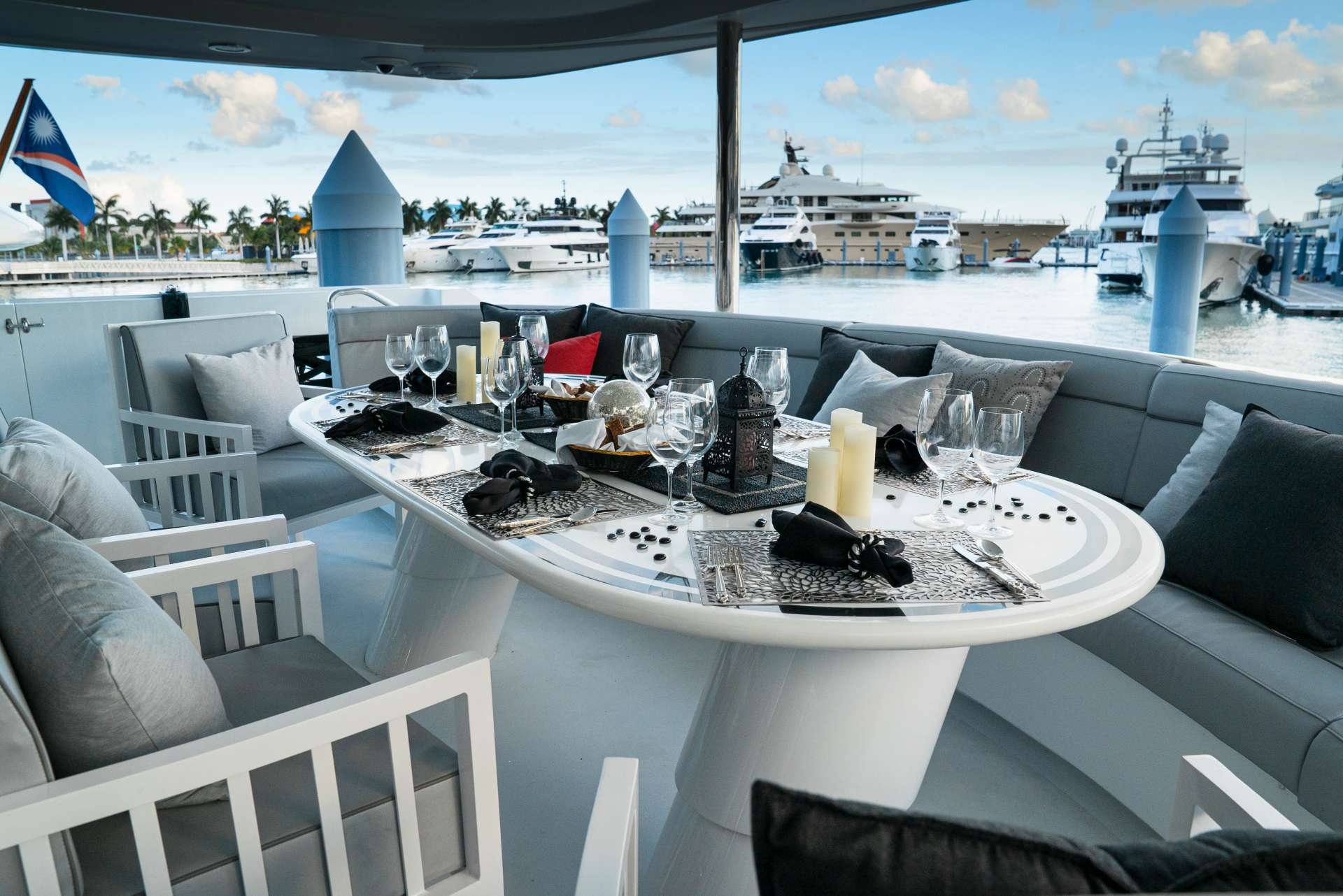 Image of INVISION yacht #12