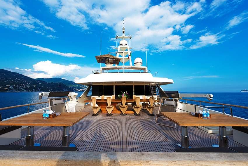 Image of Cloud Atlas yacht #14