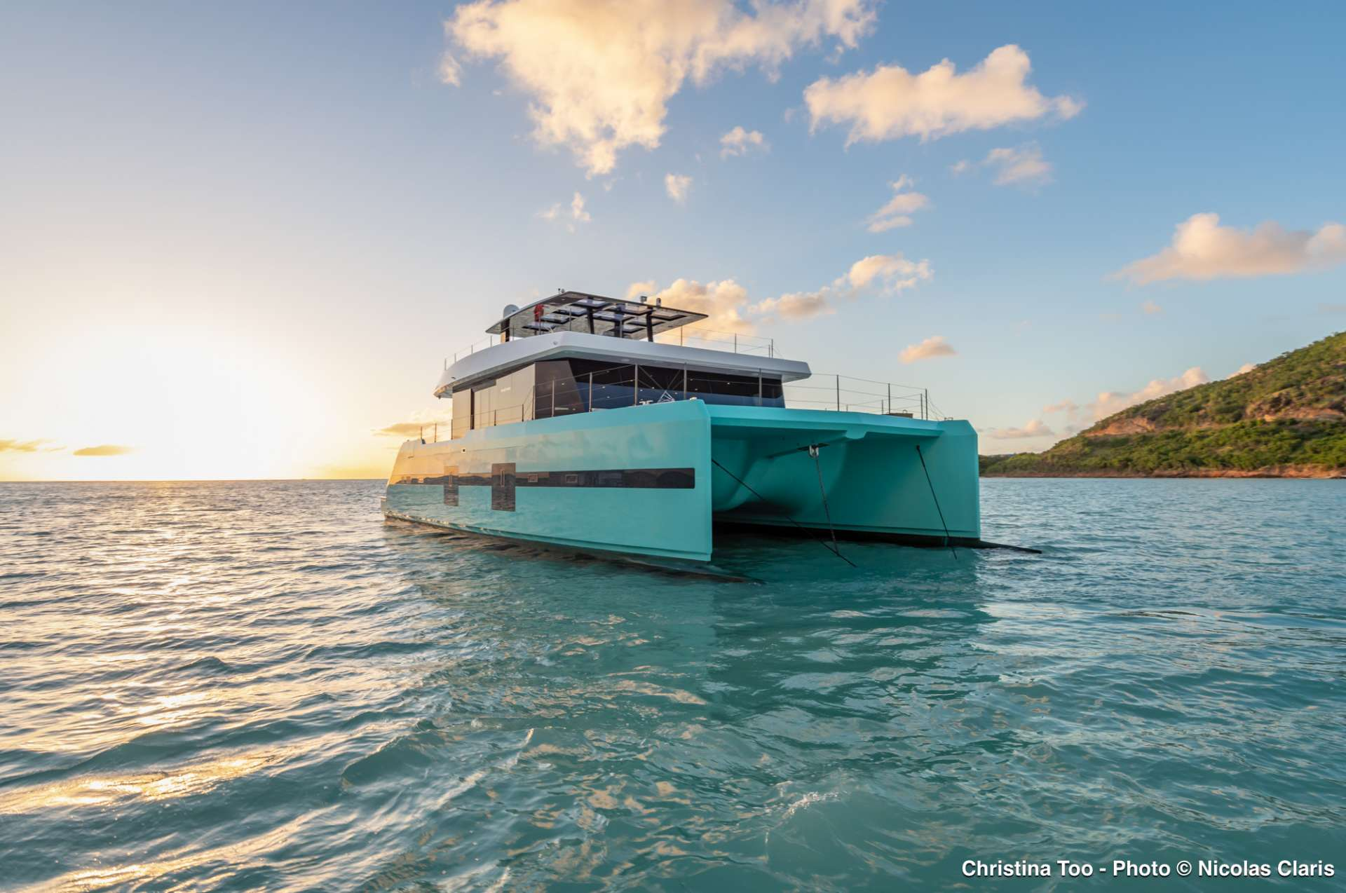 Main image of CHRISTINA TOO yacht
