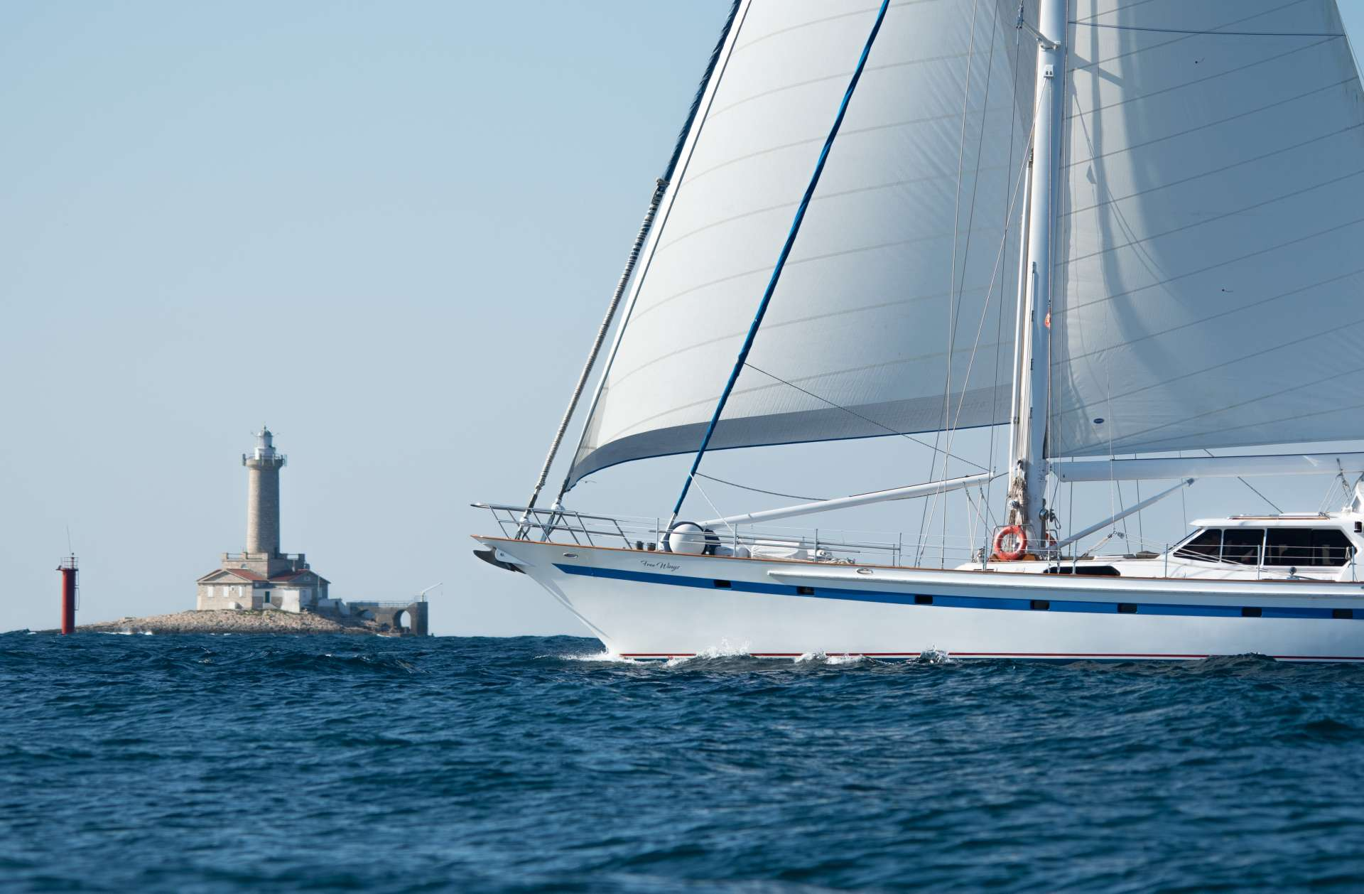Image of Free Wings yacht #3