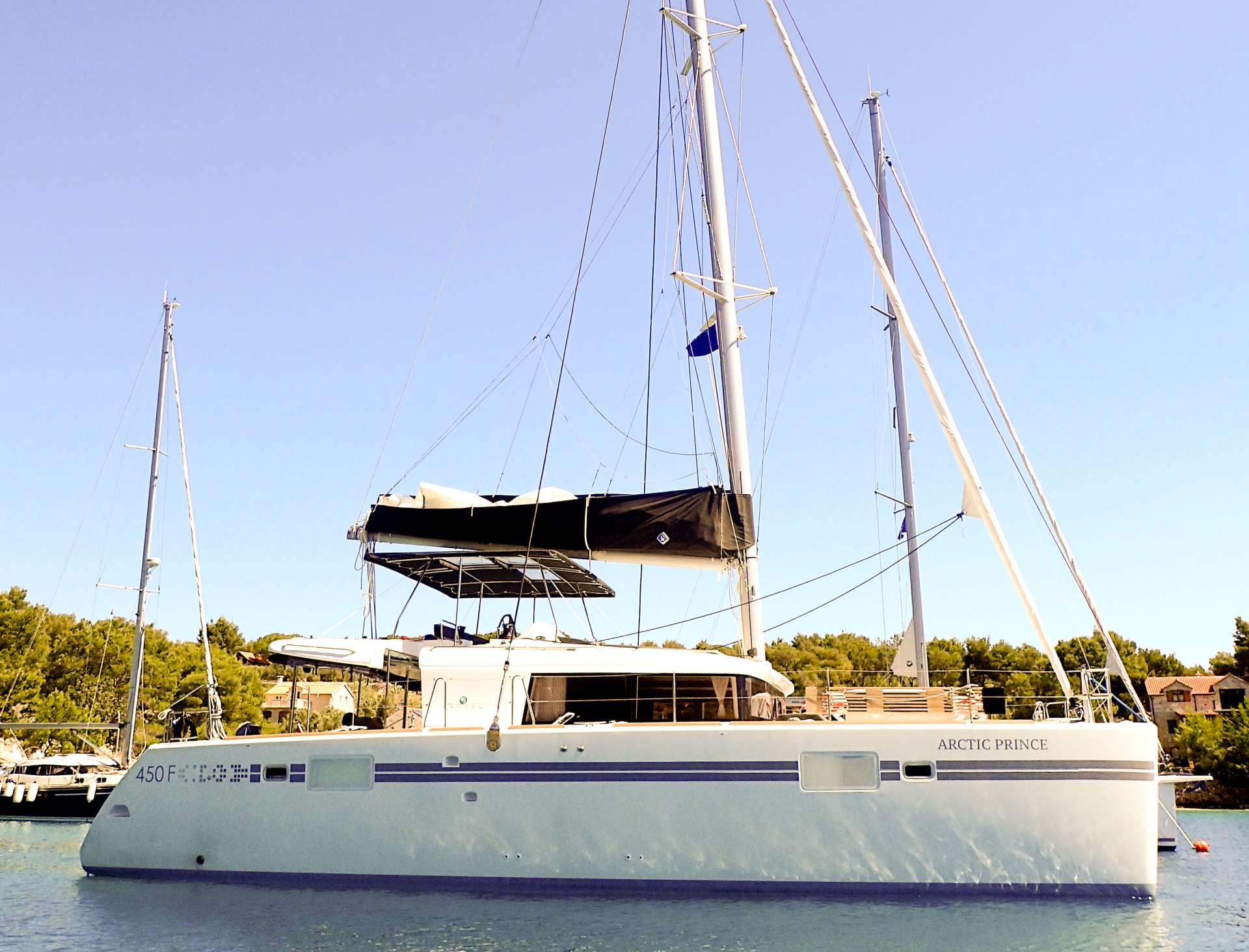 Image of ARCTIC PRINCE yacht #13