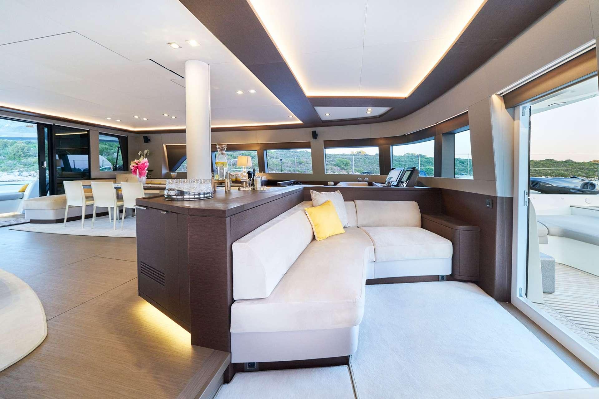 Image of ADRIATIC DRAGON (Lagoon 77) yacht #12