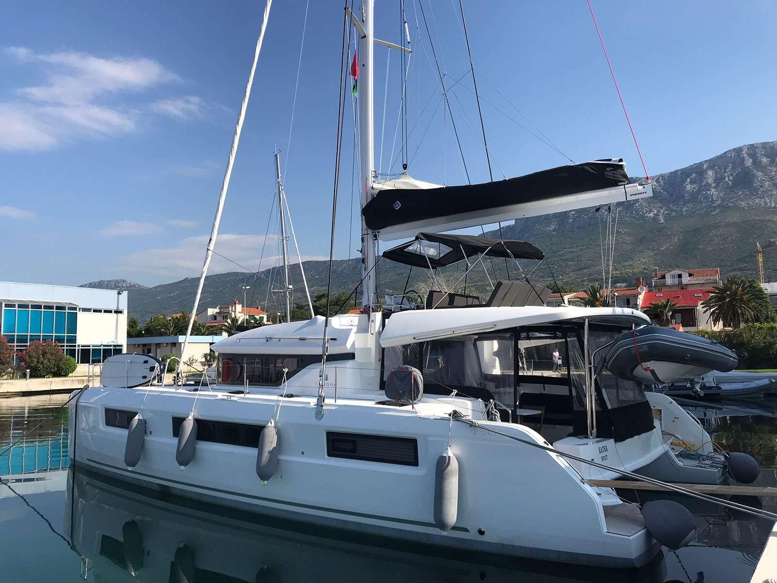 Image of KATKA (Lagoon 50) yacht #15