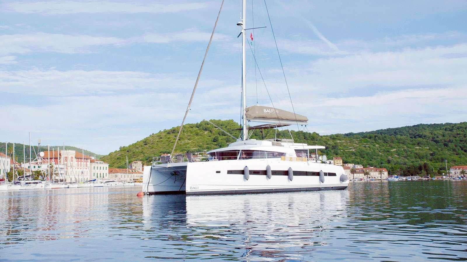 Image of NAMASTE OF BALI (Bali 5.4.) yacht #16