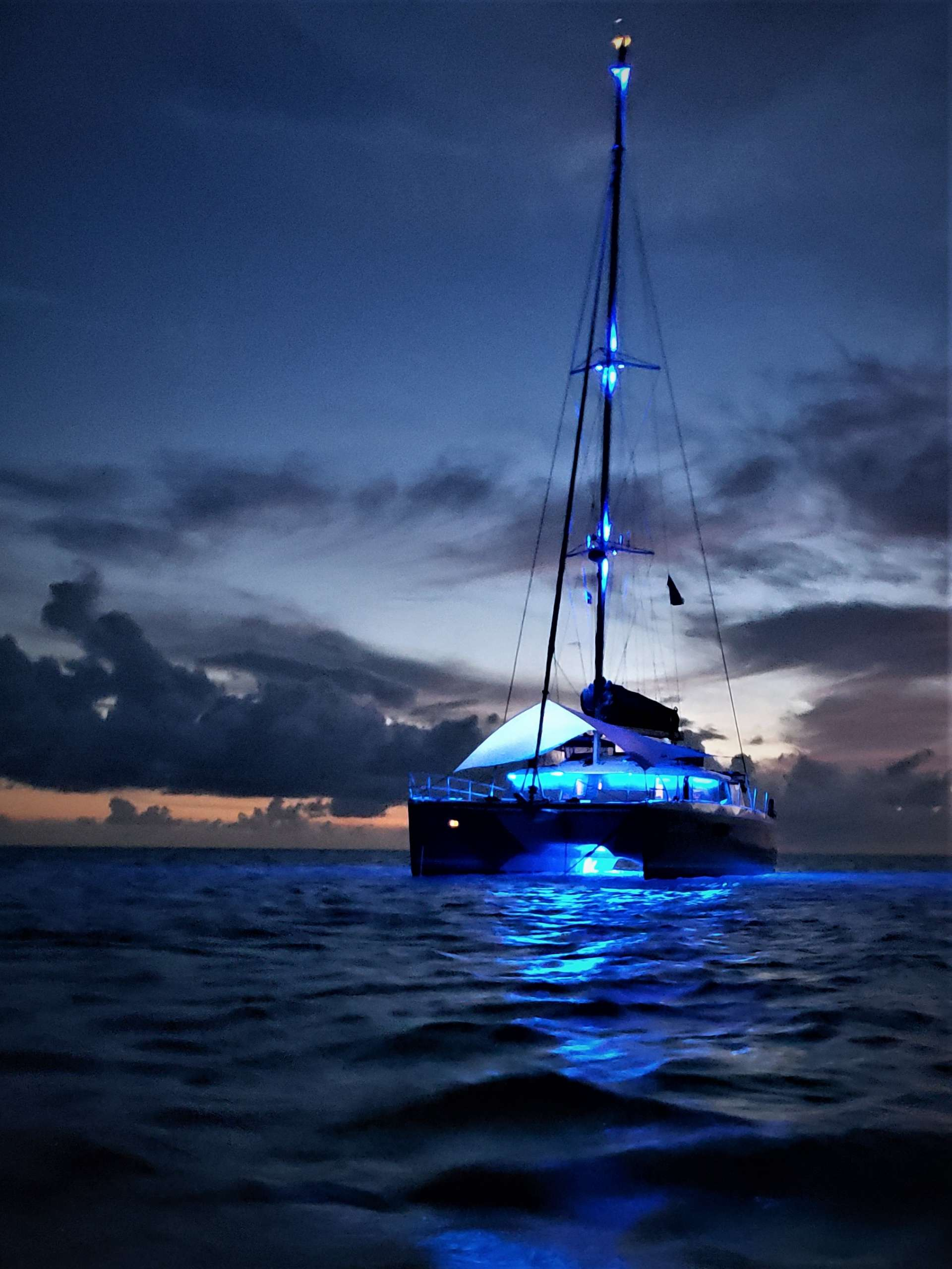 Image of Ghost yacht #4