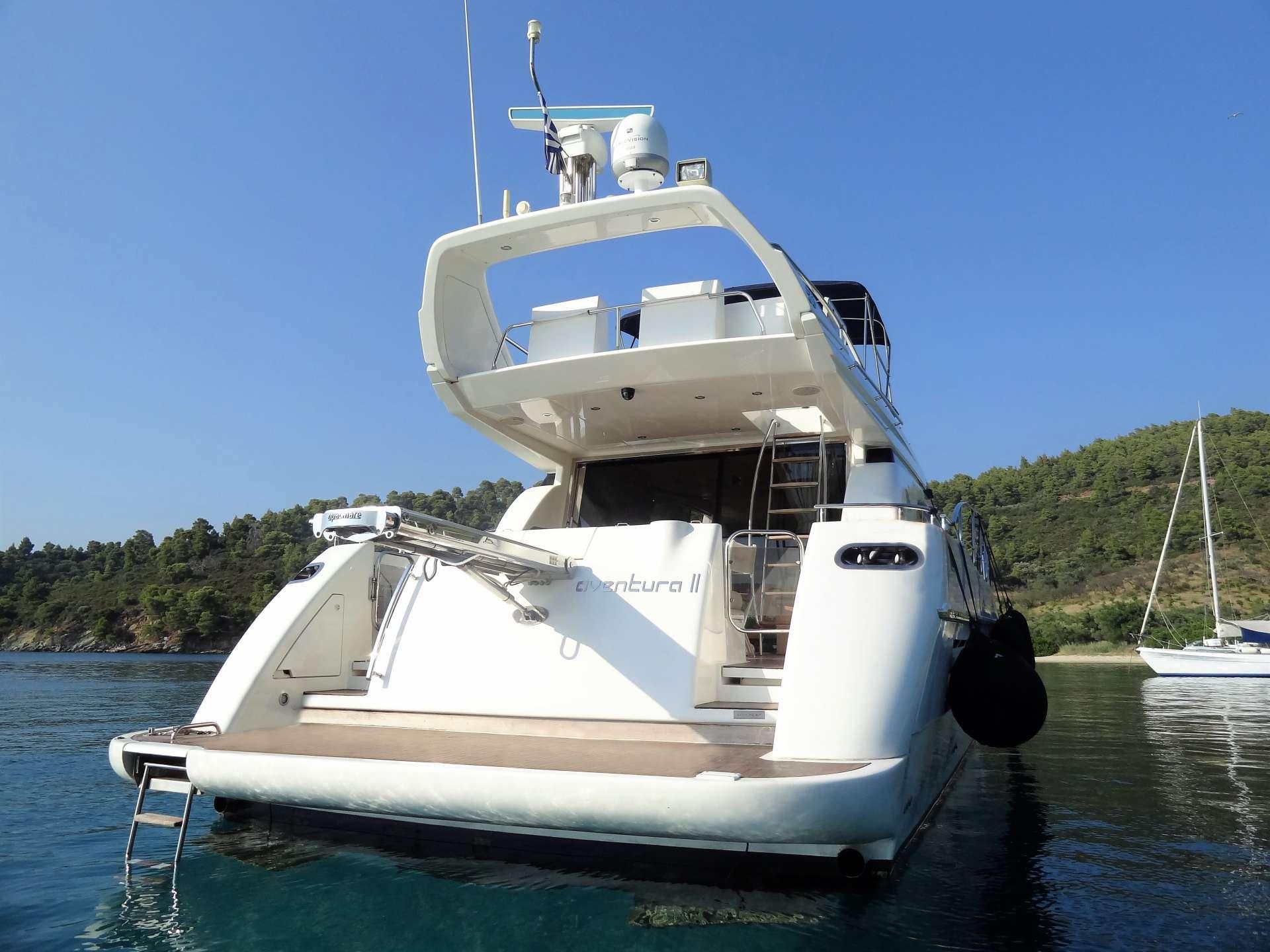 AVENTURA II yacht image # 13