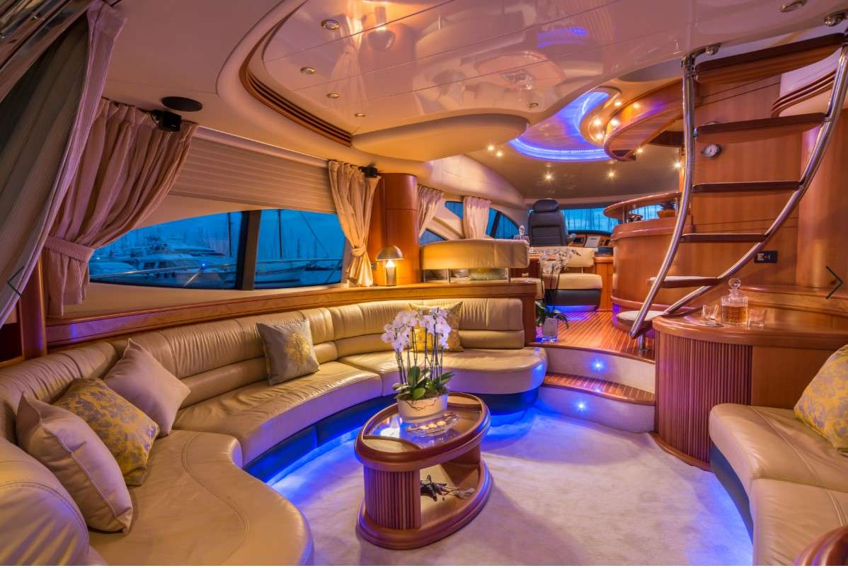 Image of ALMAZ yacht #3