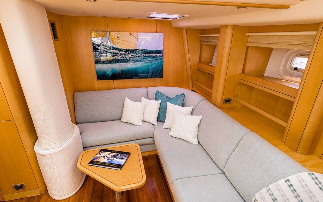 Image of RAVEN CLAW yacht #3