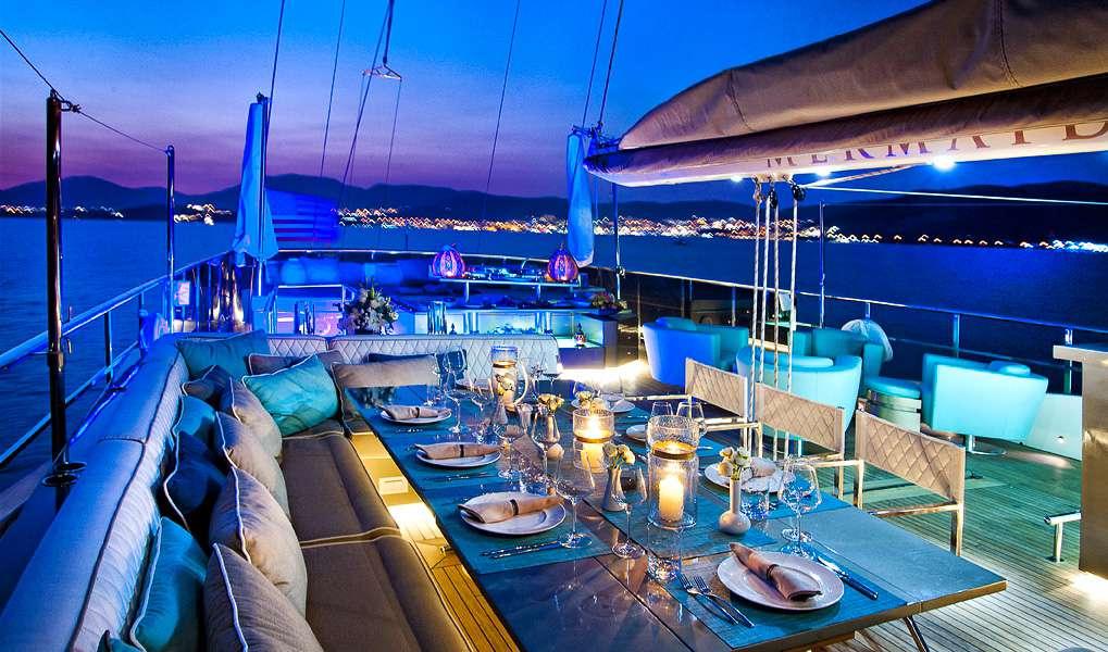 Image of Mermaid yacht #4