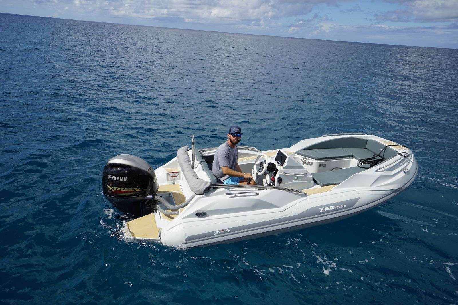 Image of RELENTLESS 60 yacht #16