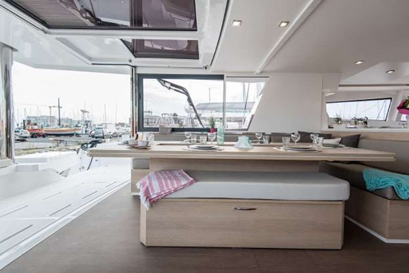 Image of Ad Astra yacht #12