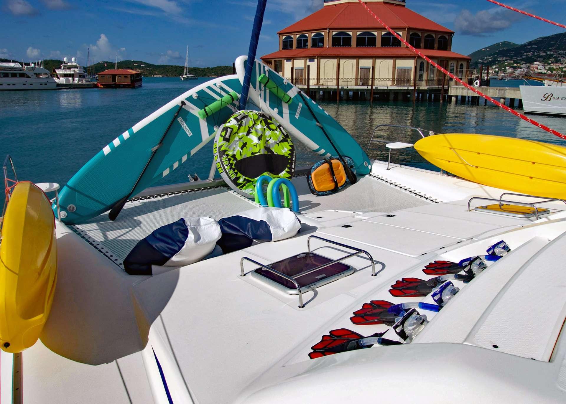 Image of KUMA TOO yacht #10