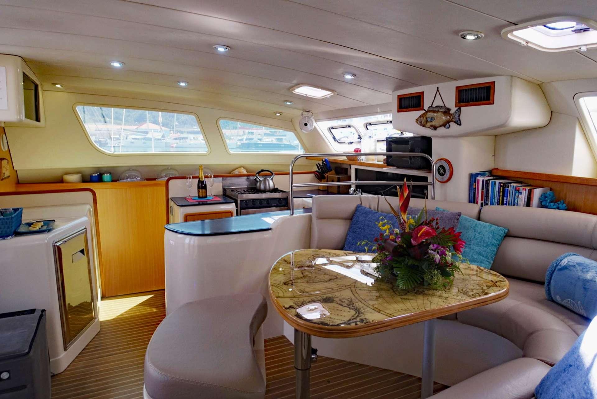 Image of KUMA TOO yacht #5
