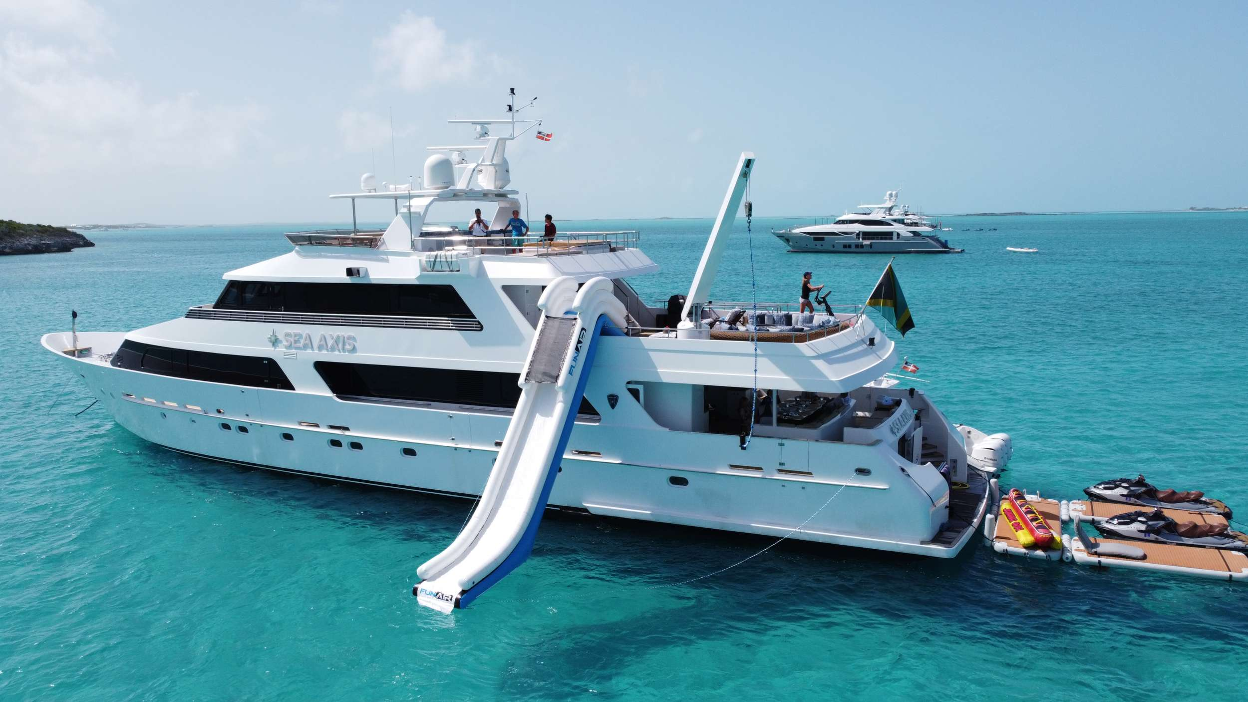 SEA AXIS yacht main image