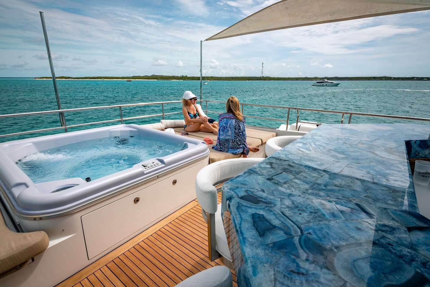 SEA AXIS yacht image # 14
