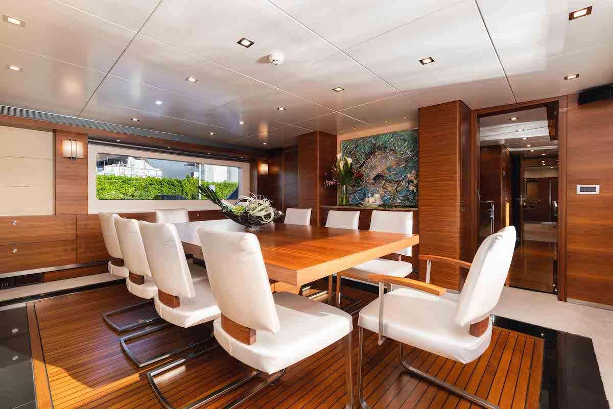 SEA AXIS yacht image # 2