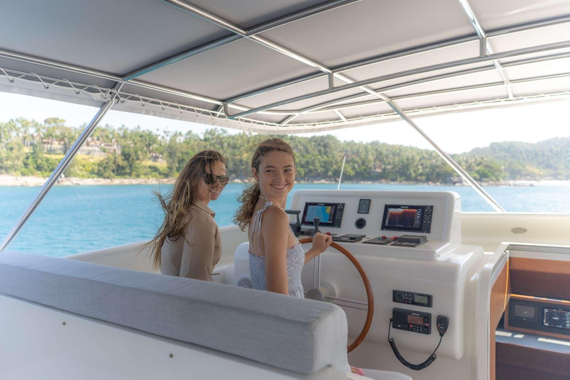 Image of XANADU of LONDON yacht #5