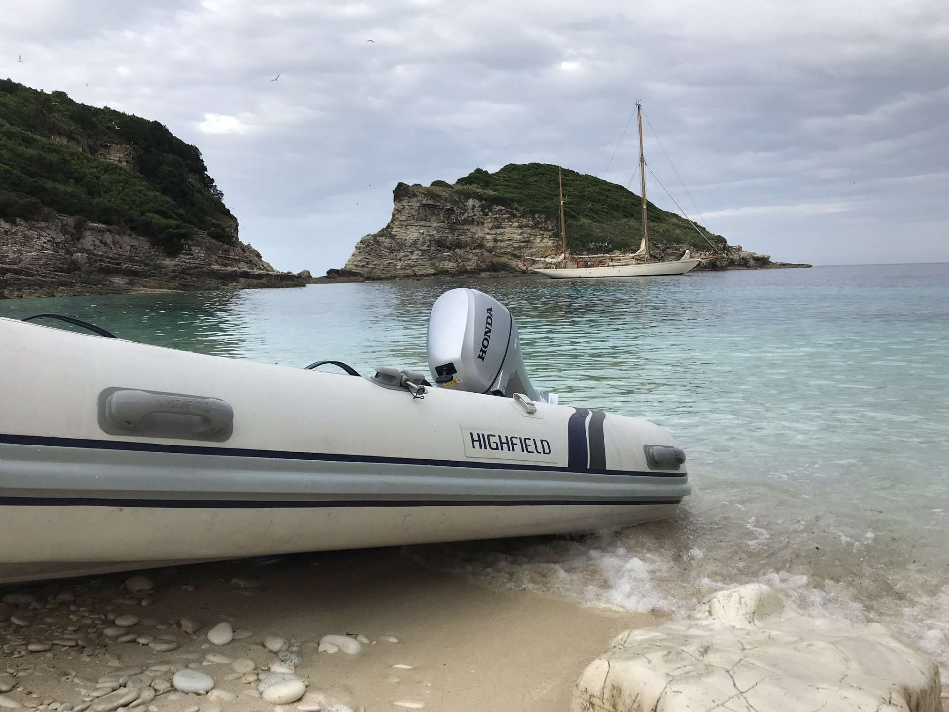 Image of Halcyon yacht #12