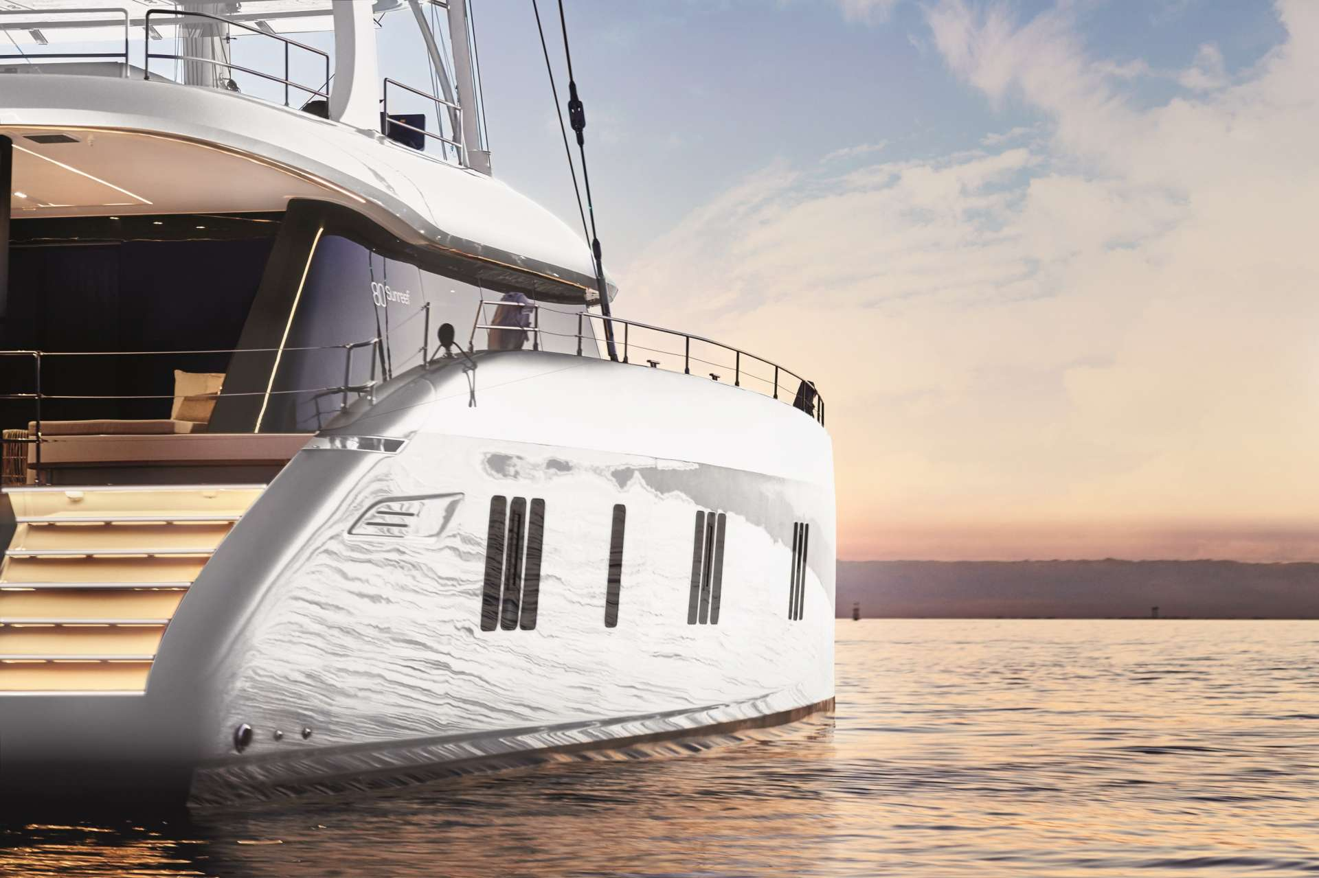 Main image of ABOVE yacht