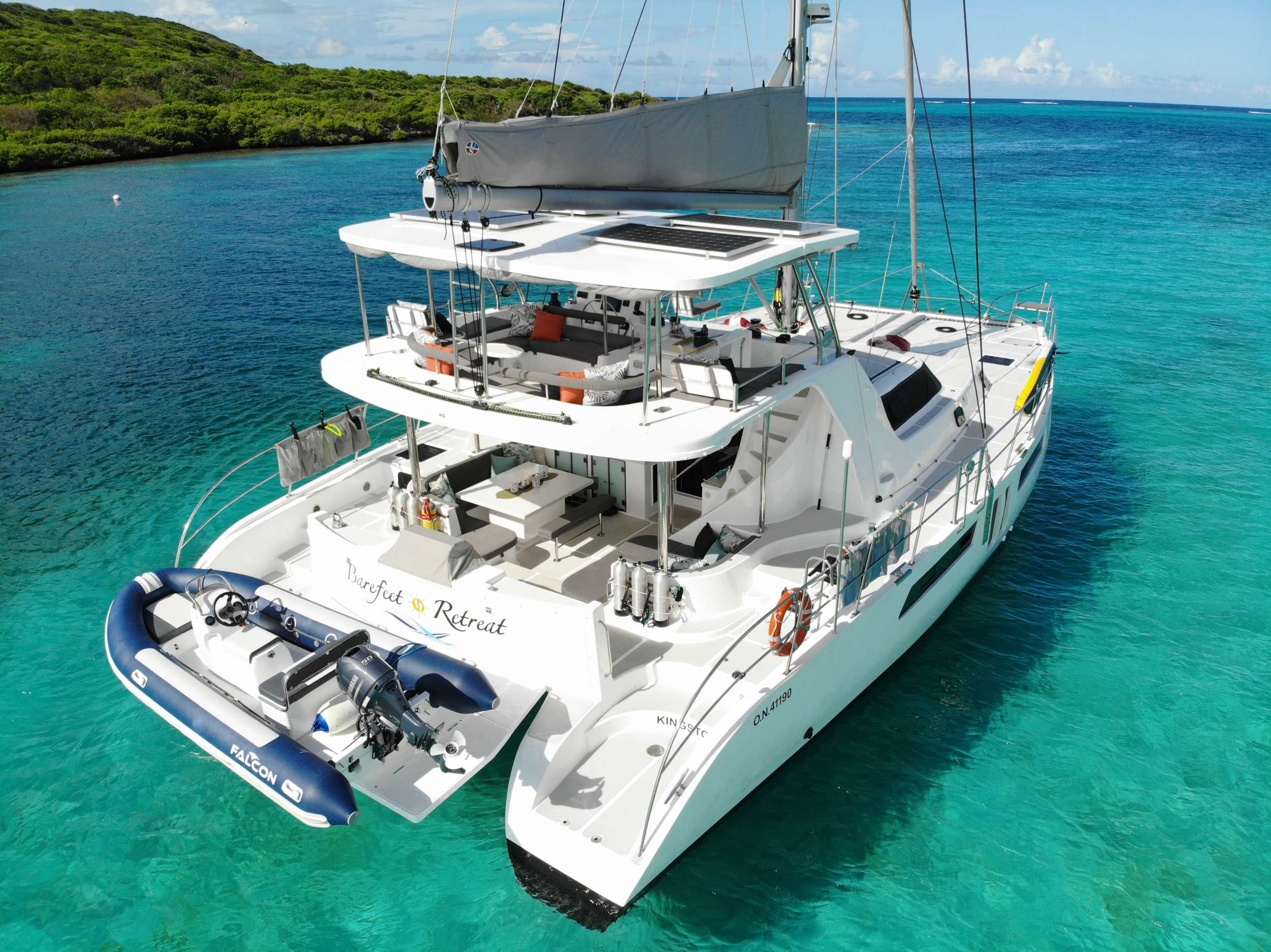 Main image of BAREFEET RETREAT yacht