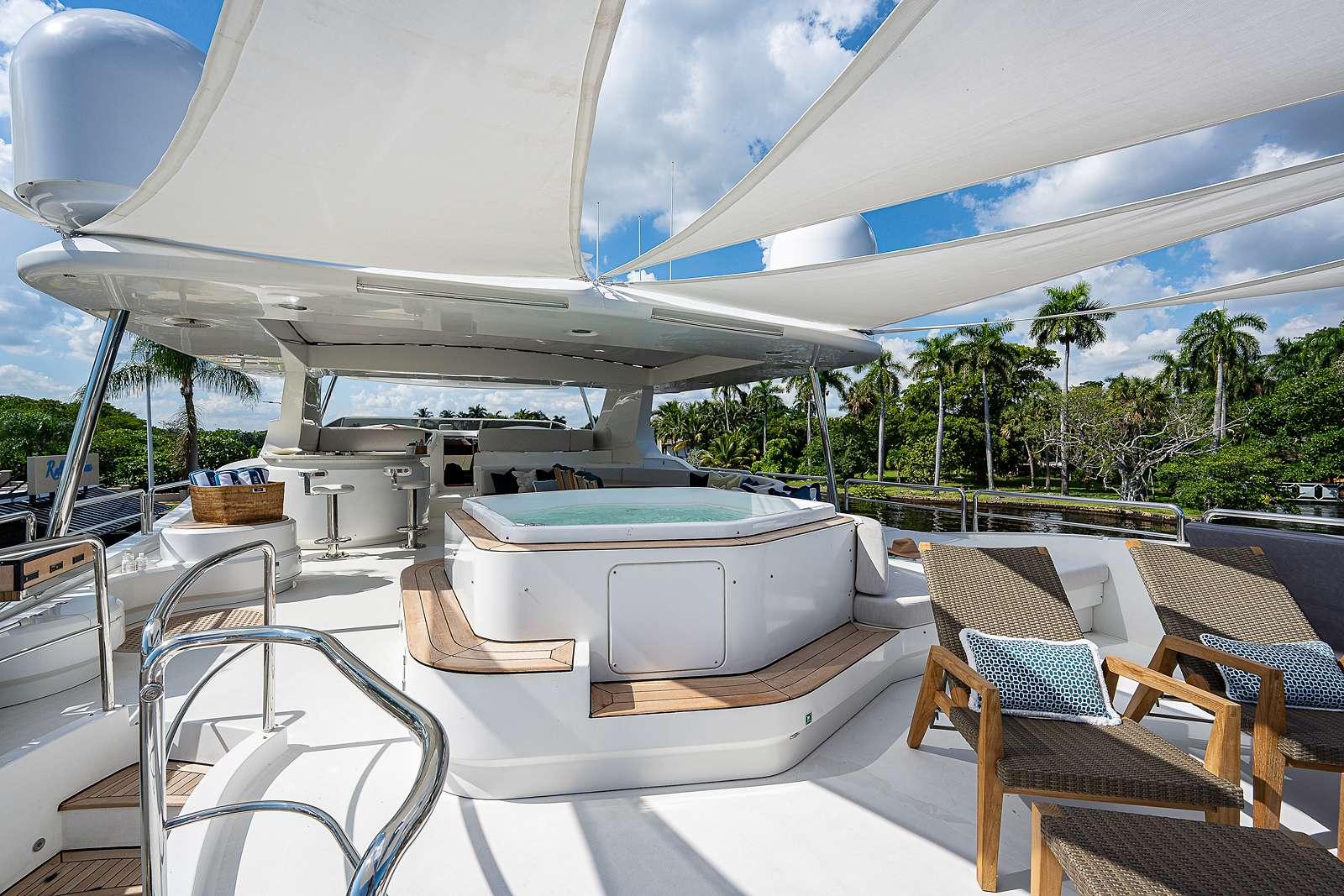 Image of Sweet Emocean yacht #18