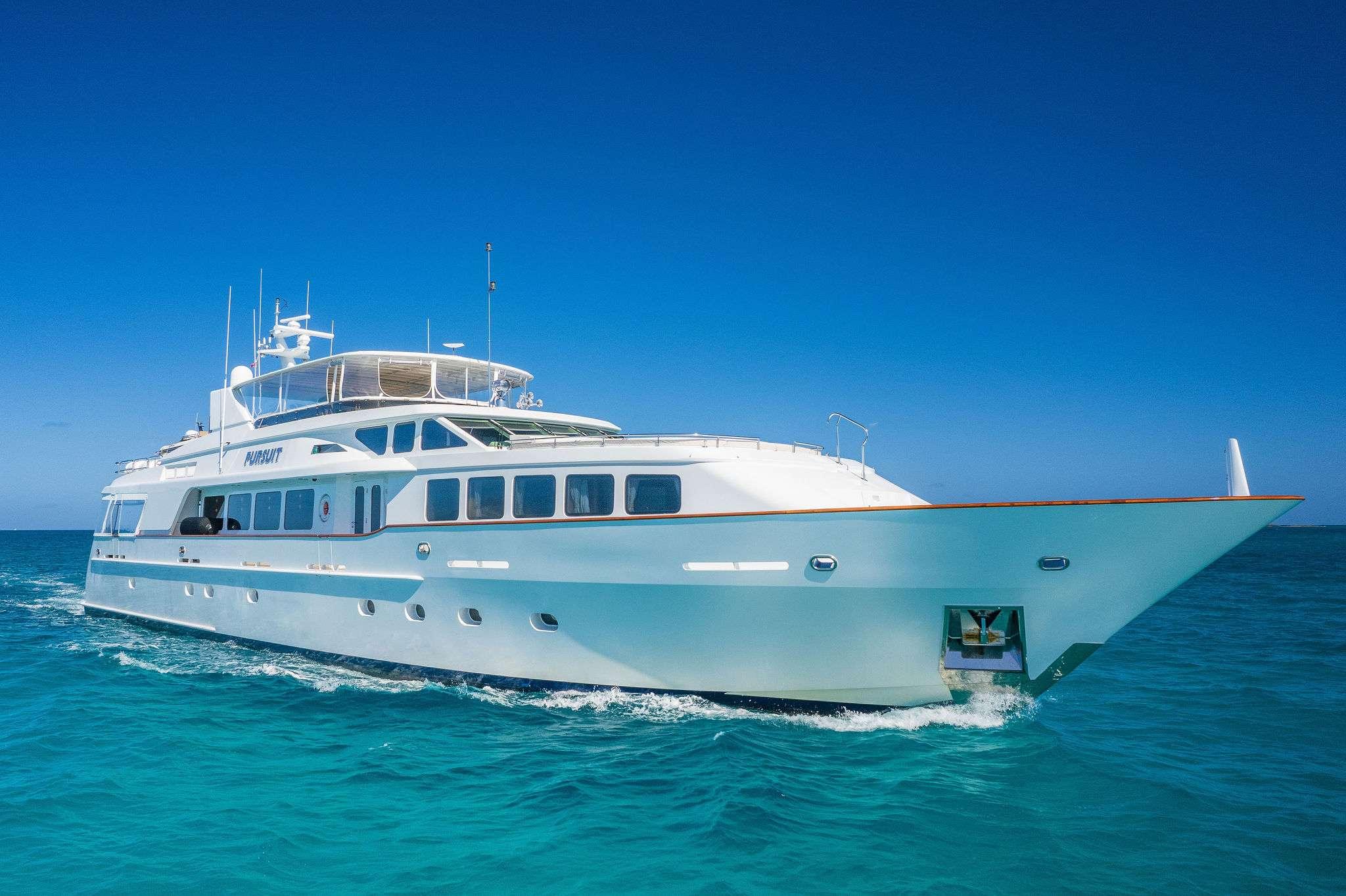 HAVEN yacht main image