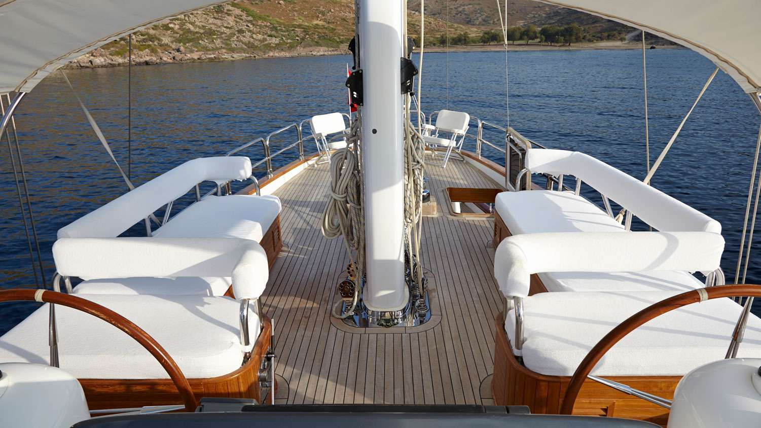 Image of GLORIOUS II yacht #7