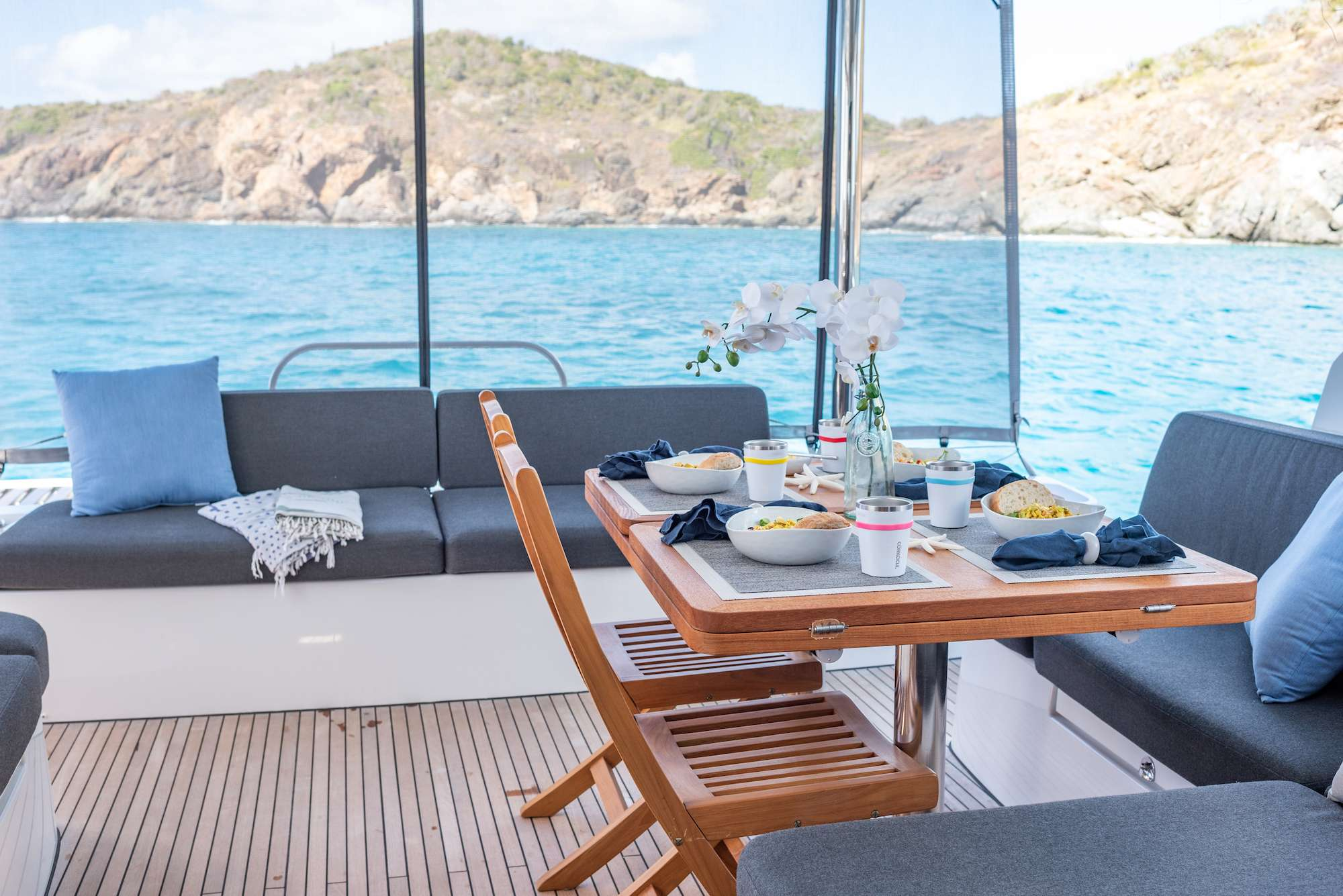 Image of SCUBA DOO 50 yacht #2