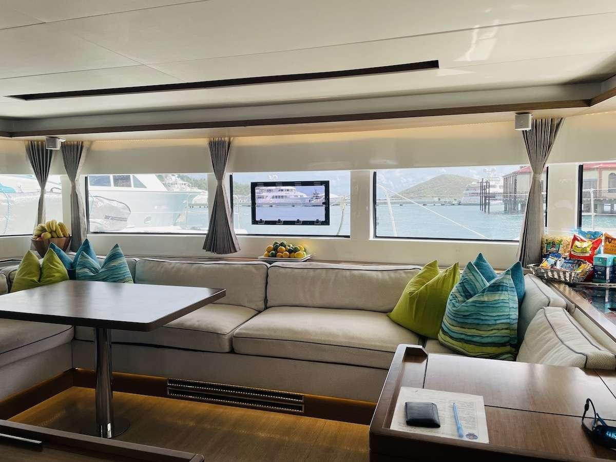 Image of ESPERANZA II yacht #5