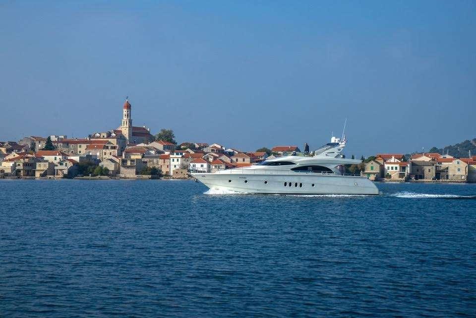 Main image of ALDA yacht