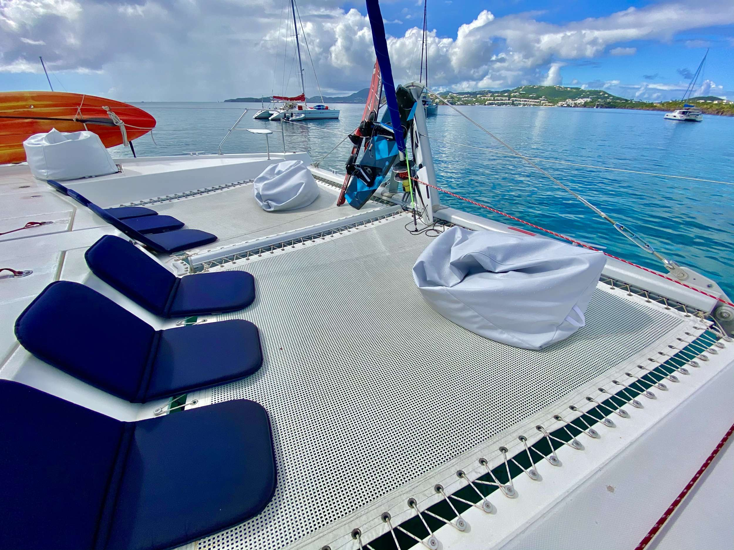 Image of TOUCH THE SKY yacht #5