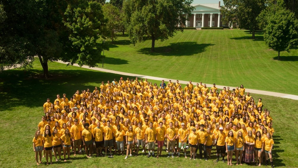 The Centre College Class of 2020