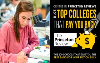 Princeton Review Colleges that Pay You Back logo