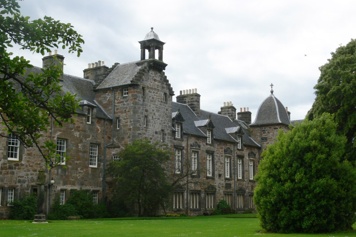 St. Andrew's (St. Mary's Quad - West buildings)